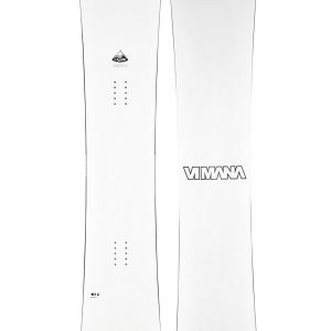 Vimana Continental Directional V2 157 2021 Snowboard wit
