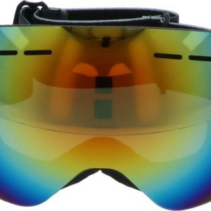 5One Alpine 1 Red Oil goggle / skibril - anticondens - UV protected