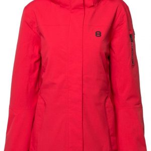 8848 Altitude W Ebba Jacket Rood 44