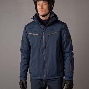 8848 - Hayride - heren - wintersport jas - navy - maat XL