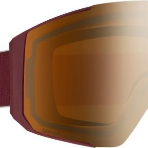Anon Skibril Heren M Sync - Maroon/Sonarbronze - NA