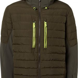 O'Neill Igneous Jacket Heren Ski jas - Forest Night - Maat S