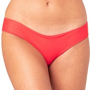 Rip Curl Cls Surf Eco Good Bikini Bottom rood
