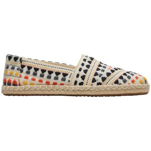 TOMS Alpargata Rope Slip-Ons patroon