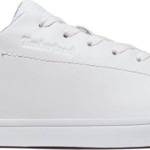 Timberland Skape Park Leather Lace Up Heren Sneakers - White - Maat 42