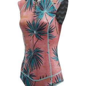 Billabong Captain Sleeveless Spring roze