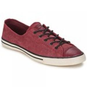 Converse Lage Sneakers Chuck Taylor All Star FANCY LEATHER OX