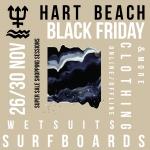 Black Friday at Hart Beach -50%