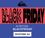 Quiksilver Black friday & Cyber monday 50% korting!