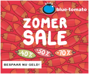 Blue Tomato Winter Sale tot 70% korting!