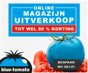 Blue Tomato coupon code -15% op Sale items!