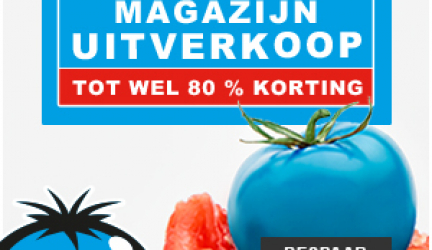 Blue Tomato Sale tot 80% korting!