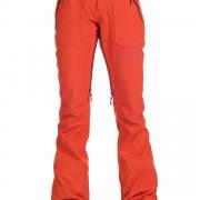 Burton Vida Pants rood