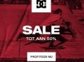 DC winter sale tot 50% korting!