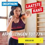 Decathlon laatste kans!