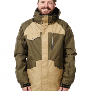 Light Lamb Jacket bruin