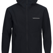 Peak Performance Adventure Hood Jacket zwart