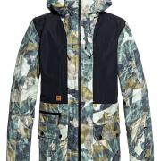 Quiksilver Black Alder Jacket groen