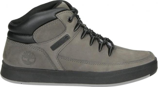 Timberland Heren Hoge sneakers Davis Square Hiker - Grijs - Maat 42